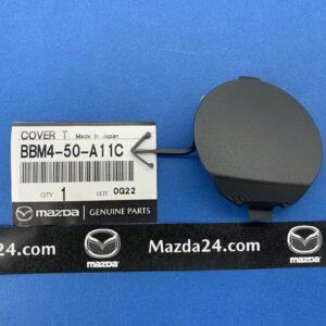 BBM450A11C - Mazda 3 BL front bumper tow hook cover