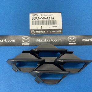 BCKA50A11A - Mazda 3 BP sedan grille towing hook cover