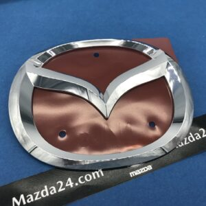 BHN151730 - Mazda 3 sedan (2013-2018) trunk lid emblem (Mazda logo)