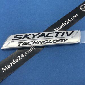 BHN951771 - Mazda 3 hatchback (2013-2018) SKYACTIV trunk lid badge