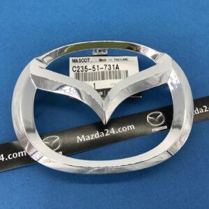 C23551731A, C23551731 - Front grille emblem Mazda 3 BM (2013-2016)
