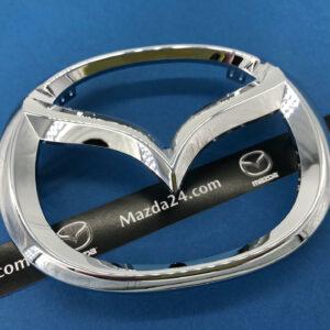 D10J51730 - Front grille emblem Mazda 3 BN, CX-3