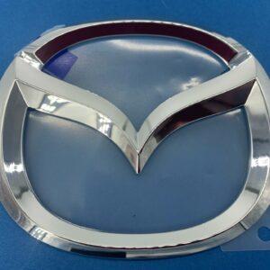 GBEF51730A - Mazda 6 (2018-2021) trunk lid emblem (Mazda logo)