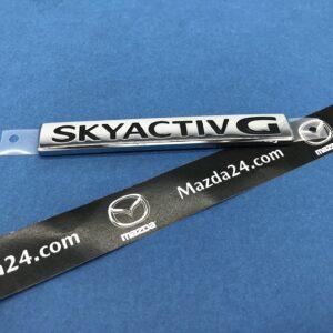 GDDL51771 - Mazda 6 (2018-2021) SKYACTIV G trunk lid badge
