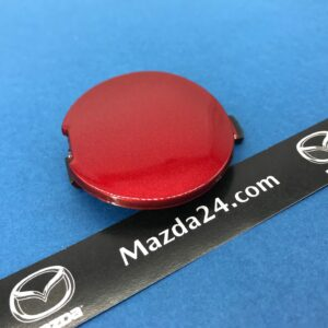 GHP950A11A62 - Mazda 6 (2012-2017) cover towing hook front bumper (Soul Red, 41V)