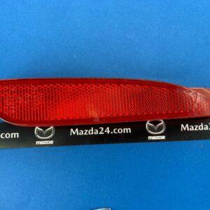GRF5515L0A - Rear bumper reflector right for Mazda 3, 6