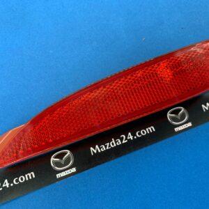 GRF5515M0A - Rear bumper reflector left for Mazda 3, 6