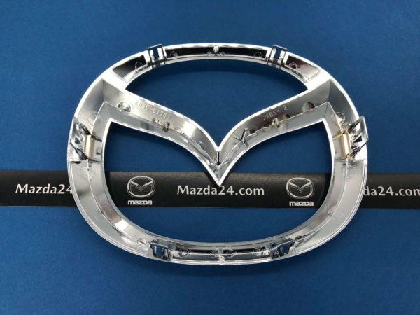 KD4551741 - Front grille badge front logo emblem Mazda CX-5, CX-9
