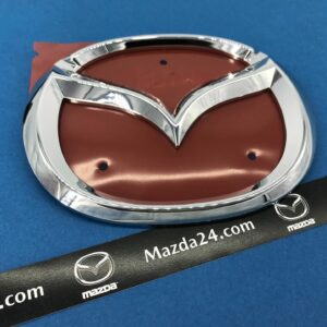 KB7W51731 - Mazda CX-5 KF (2017-) trunk lid emblem (Mazda logo)
