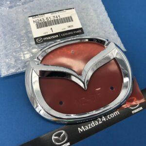 N24351741 - Front logo emblem Mazda MX-5 (2016-2021)
