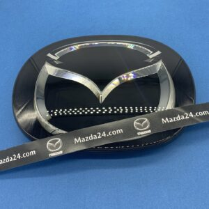 TK7951730 - Front grille emblem for Mazda CX-5 (2017-2021) and CX-9 (2016-2021) with distance sensor