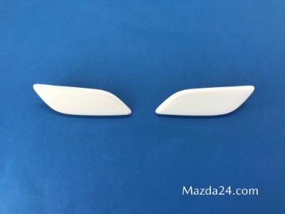 Mazda headlight washer covers