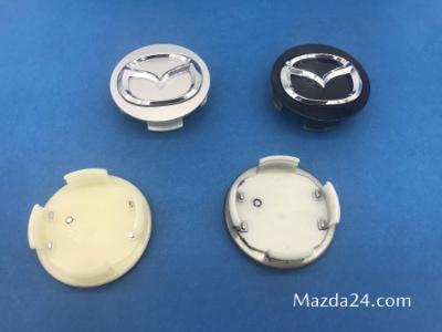 Mazda genuine wheel center covers